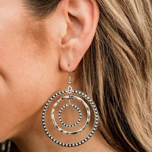 Mix and Match Jewelry Silver Earring